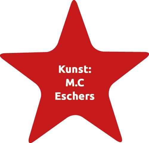 MC Escher ein Vorreiter