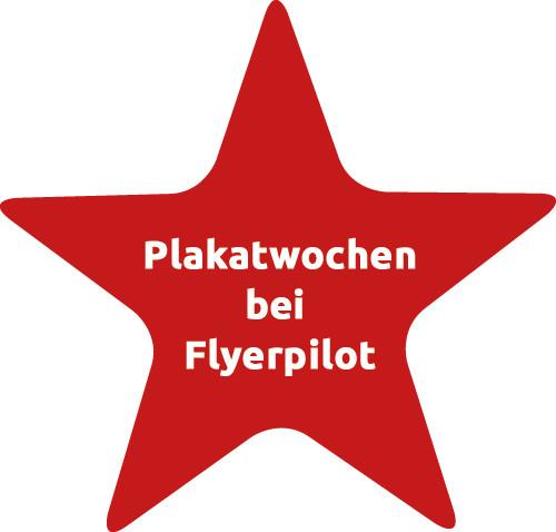 Flyerpilot Plakatwochen