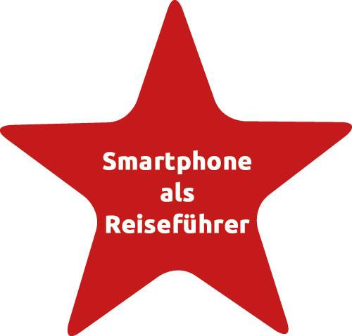 Reiseführer Handy