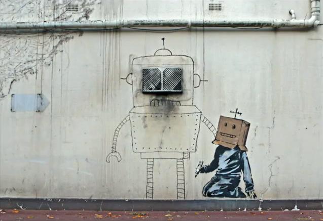 Das ist Banksy