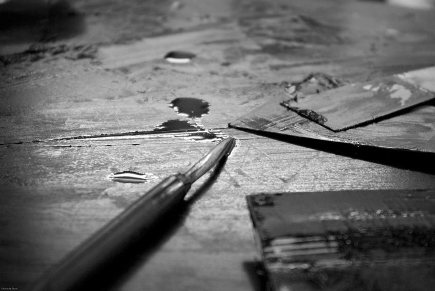 Die Geschichte der Lithografie