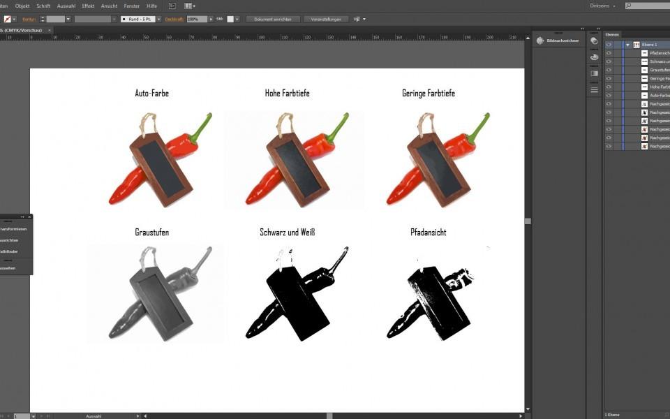 Eine Vektorgrafik erstellen - Eine Vektorgrafik erstellen
