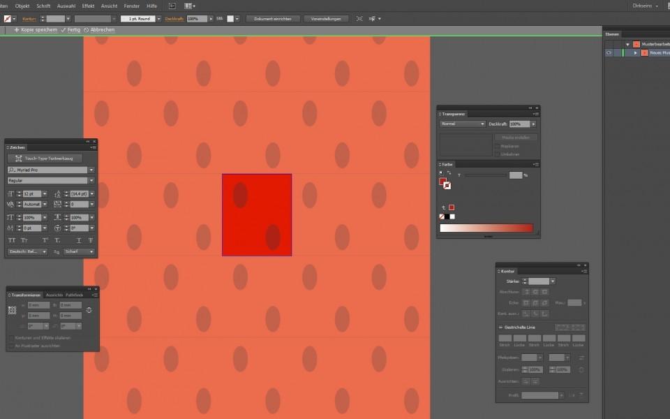 Ein Rollup gestalten im Adobe Illustrator