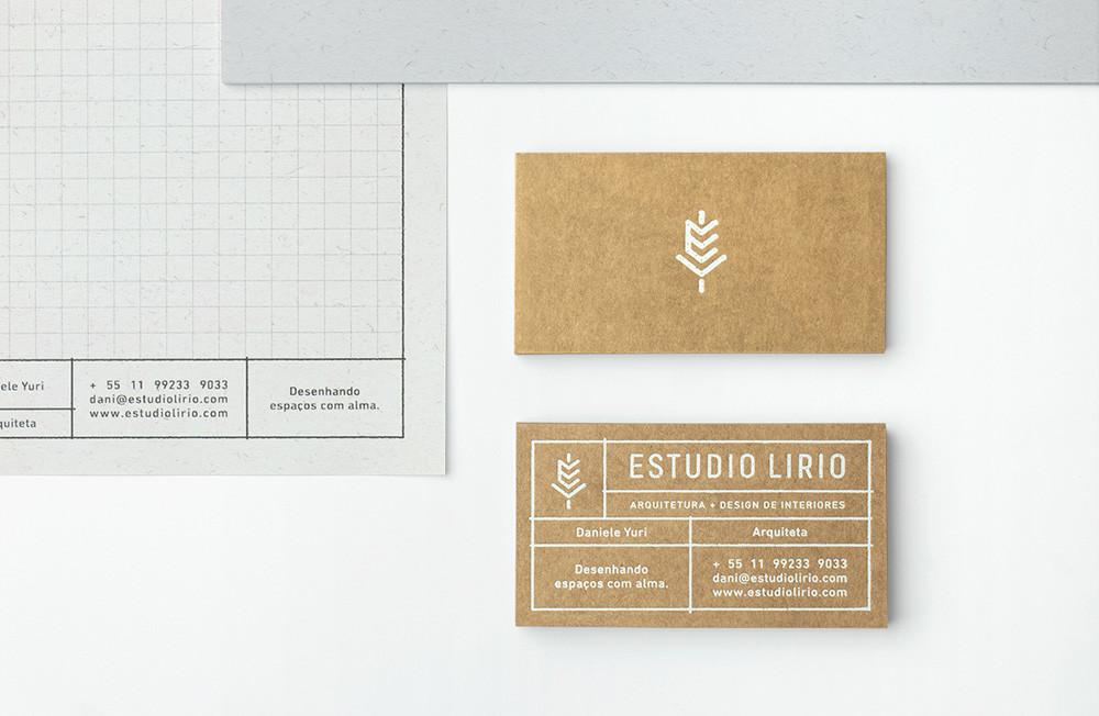 Visitenkarten-Design von Kento Alan Tanaka