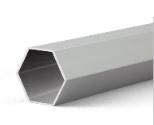 Aluminium-Faltzelt