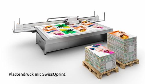 Firmenschilder mit UV Druck