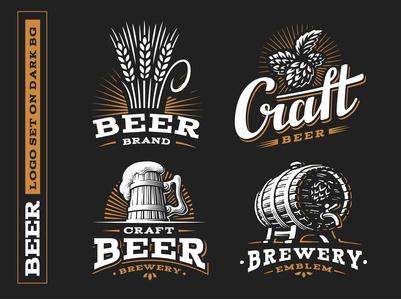 Craft-Beer Etiketten